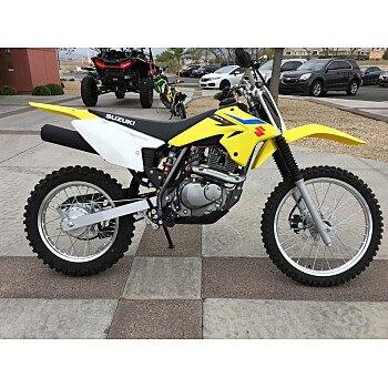 2019 Suzuki DR-Z125L for sale 200633243