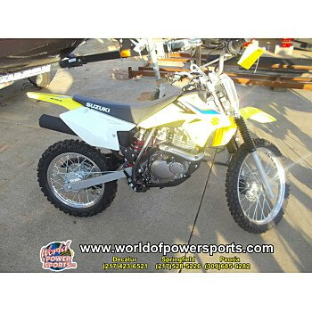 2019 Suzuki DR-Z125L for sale 200637592