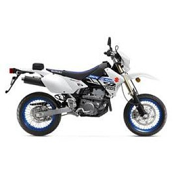 2019 Suzuki DR-Z400SM for sale 200674345