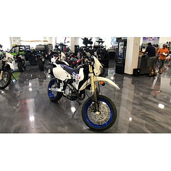 2019 Suzuki DR-Z400SM for sale 200678862