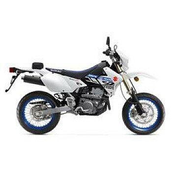 2019 Suzuki DR-Z400SM for sale 200678873