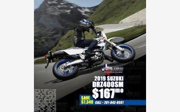 2019 Suzuki DR-Z400SM for sale 200686159