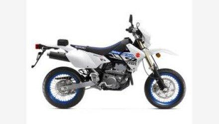 2019 Suzuki DR-Z400SM for sale 200688628