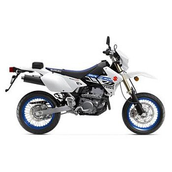 2019 Suzuki DR-Z400SM for sale 200729501