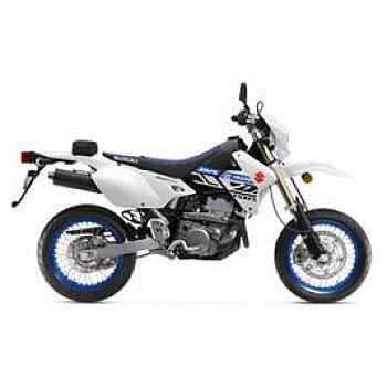 2019 Suzuki DR-Z400SM for sale 200766921