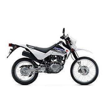 2019 Suzuki DR200S for sale 200616756