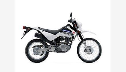 2019 Suzuki DR200S for sale 200615732