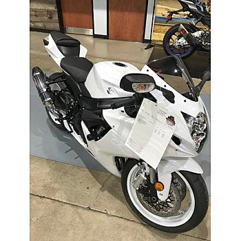 2019 Suzuki GSX-R600 for sale 200715251