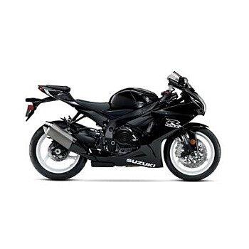 2019 Suzuki GSX-R600 for sale 200703748