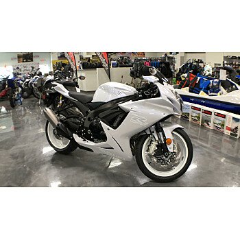 2019 Suzuki GSX-R600 for sale 200716236