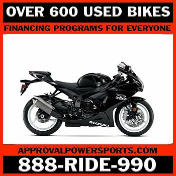 2019 Suzuki GSX-R600 for sale 201050294
