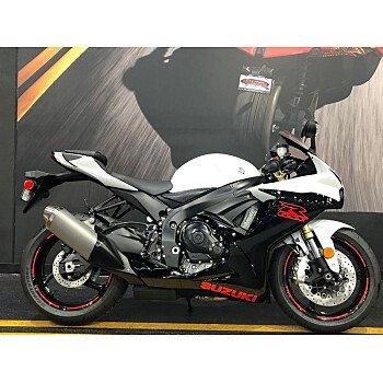 2019 Suzuki GSX-R750 for sale 200715224