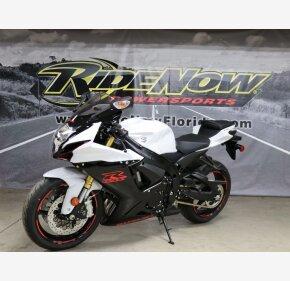 2019 Suzuki GSX-R750 for sale 200899025