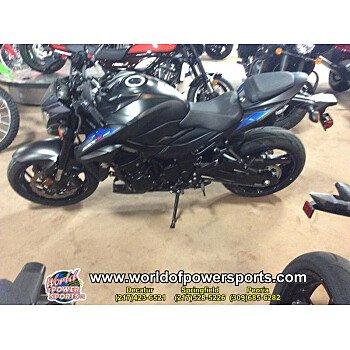 2019 Suzuki GSX-S750 for sale 200700560