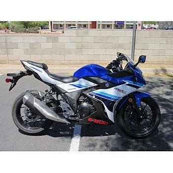 2019 Suzuki GSX250R for sale 200673624