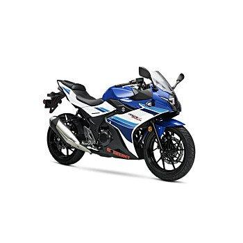 2019 Suzuki GSX250R for sale 200770000