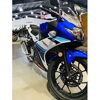 2019 Suzuki GSX250R for sale 200865912