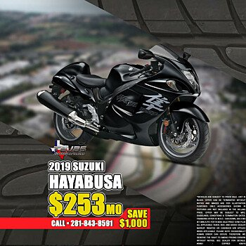 2019 Suzuki Hayabusa for sale 200718412
