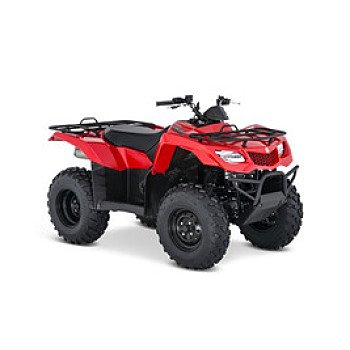 2019 Suzuki KingQuad 400 for sale 200585371