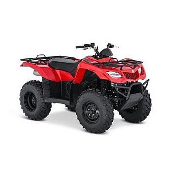 2019 Suzuki KingQuad 400 for sale 200651179