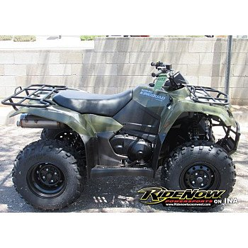 2019 Suzuki KingQuad 400 for sale 200671375