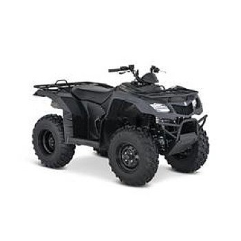 2019 Suzuki KingQuad 400 for sale 200678889