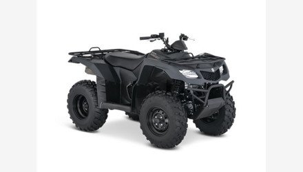2019 Suzuki KingQuad 400 for sale 200580725