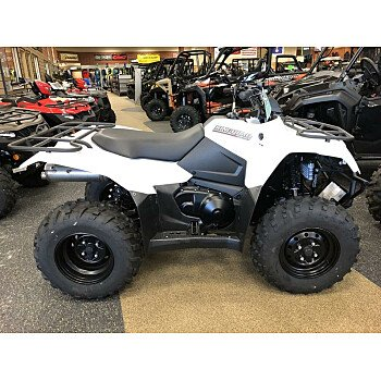 2019 Suzuki KingQuad 400 for sale 200737817