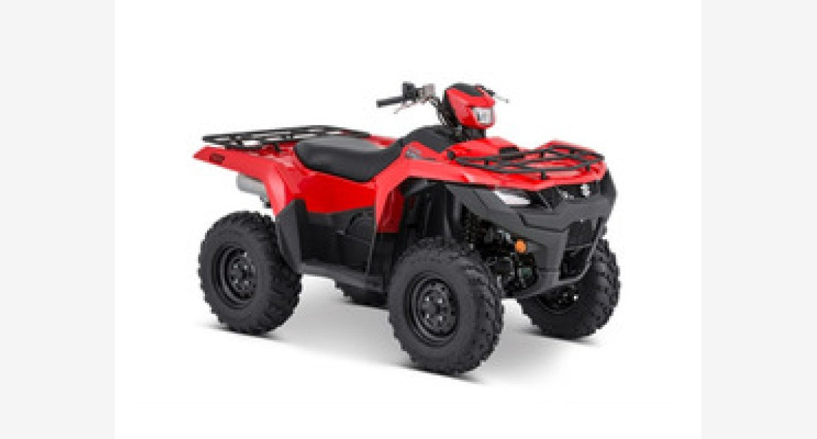 2019 Suzuki KingQuad 500 for sale 200601811