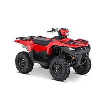 2019 Suzuki KingQuad 500 for sale 200607213