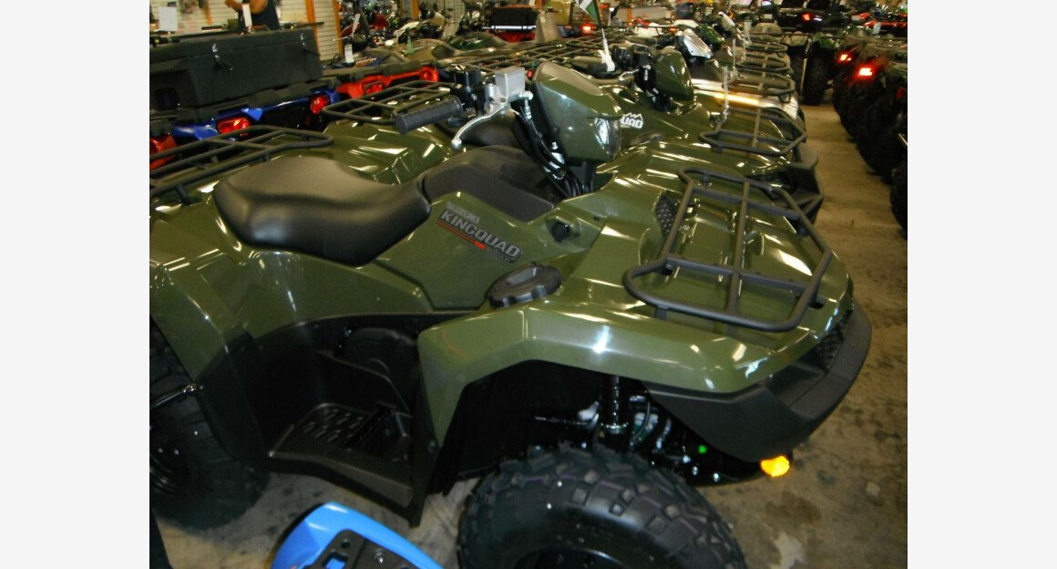 2019 Suzuki KingQuad 500 for sale 200618939