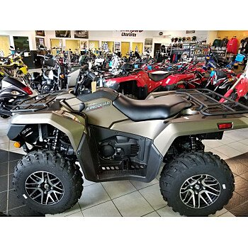 2019 Suzuki KingQuad 500 for sale 200638161