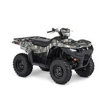 2019 Suzuki KingQuad 500 for sale 200690778