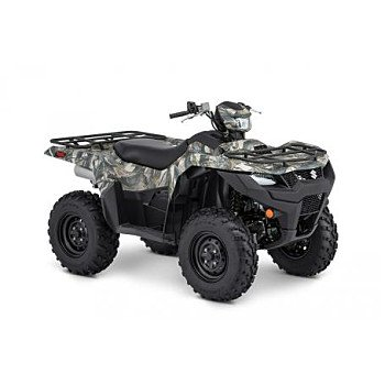 2019 Suzuki KingQuad 500 for sale 200719669