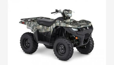 2019 Suzuki KingQuad 500 for sale 200608674