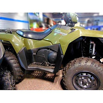 2019 Suzuki KingQuad 500 for sale 200613717