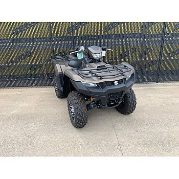 2019 Suzuki KingQuad 500 for sale 200625979