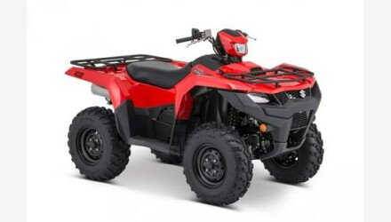 2019 Suzuki KingQuad 500 for sale 200693994