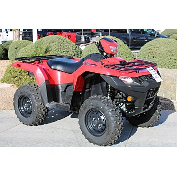 2019 Suzuki KingQuad 500 for sale 200703228
