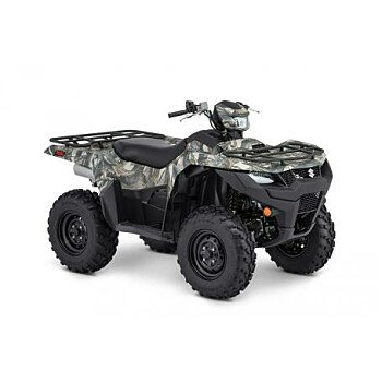 2019 Suzuki KingQuad 750 for sale 200608491