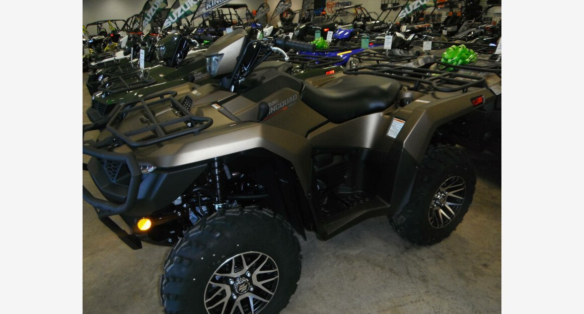 2019 Suzuki KingQuad 750 for sale 200618895