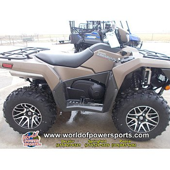 2019 Suzuki KingQuad 750 for sale 200668693