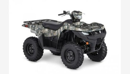 2019 Suzuki KingQuad 750 for sale 200606757