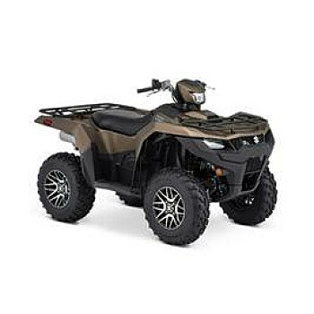 2019 Suzuki KingQuad 750 for sale 200624589