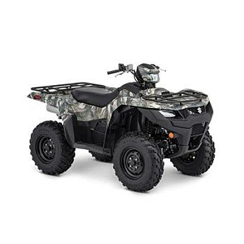 2019 Suzuki KingQuad 750 for sale 200664531