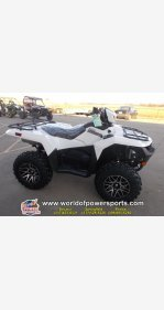 2019 Suzuki KingQuad 750 for sale 200668695