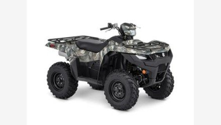 2019 Suzuki KingQuad 750 for sale 200681361