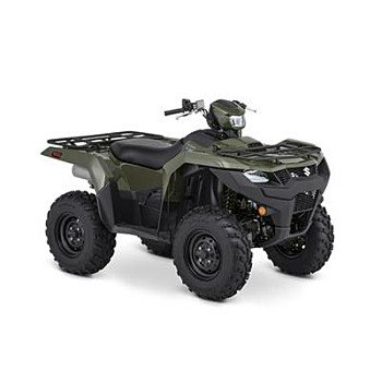 2019 Suzuki KingQuad 750 for sale 200745377