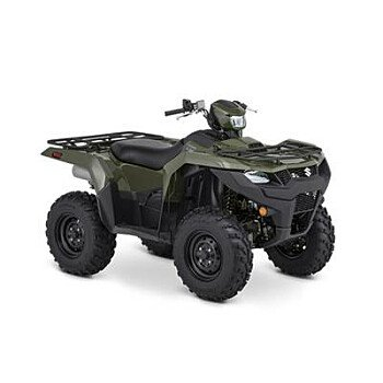 2019 Suzuki KingQuad 750 for sale 200747988