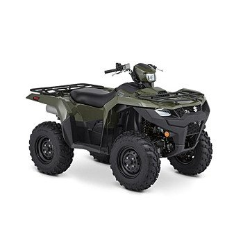 2019 Suzuki KingQuad 750 for sale 200792543
